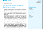 Barclays Global Macro Daily Market Research PDF