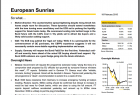 Commerzbank European Sunrise PDF Research