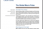 Credit Suisse Global Macro Pulse PDF Research
