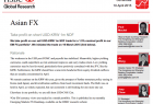 HSBC Global Research Asian FX PDF Report