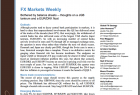 JPMorgan Research FX Markets Weekly PDF