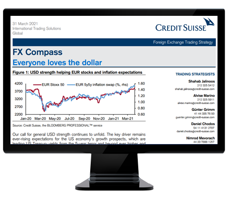 Credit Suisse FX Compass pdf report