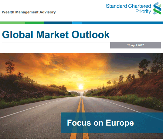 2017 Global Market Outlook by Standard Chartered
